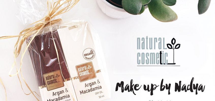 GIVEAWAY TIME! Make up by Nadya x Natural Cosmetics