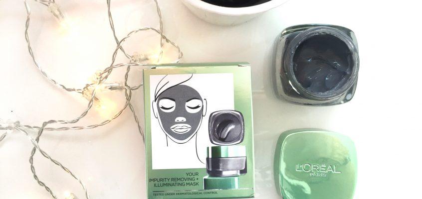 -15C навън = домашен СПА ден. DETOX clay mask на L'Oreal Paris