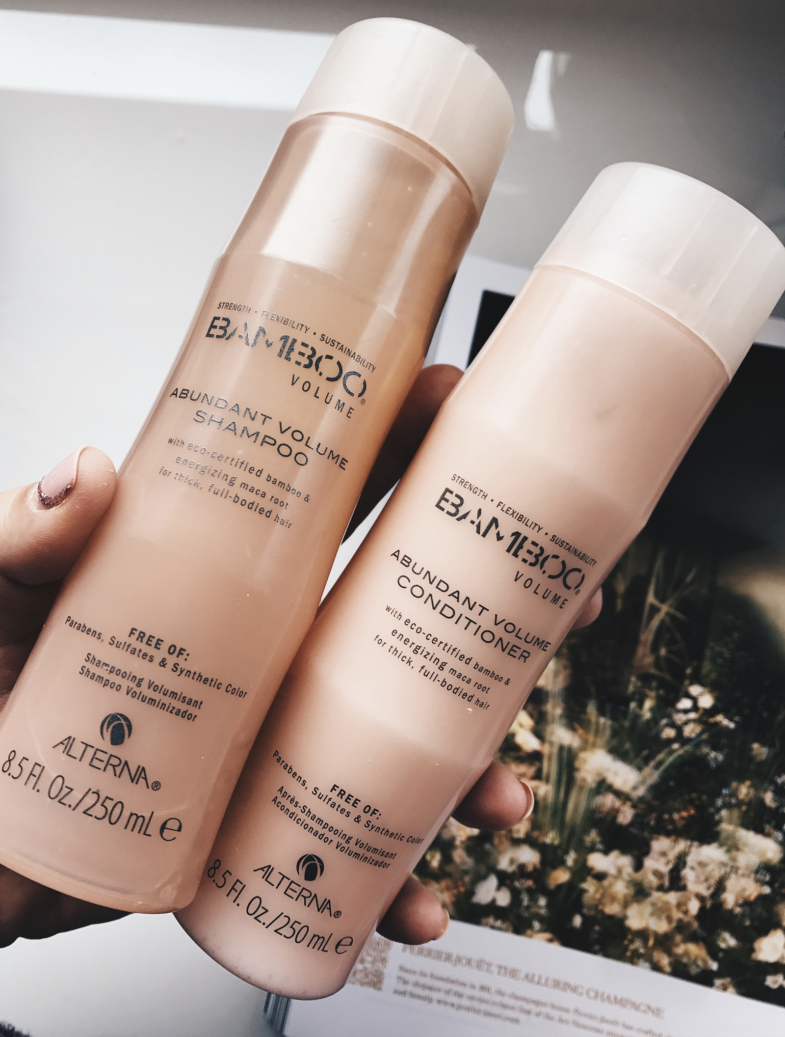 Alterna Haircare Bamboo Volume