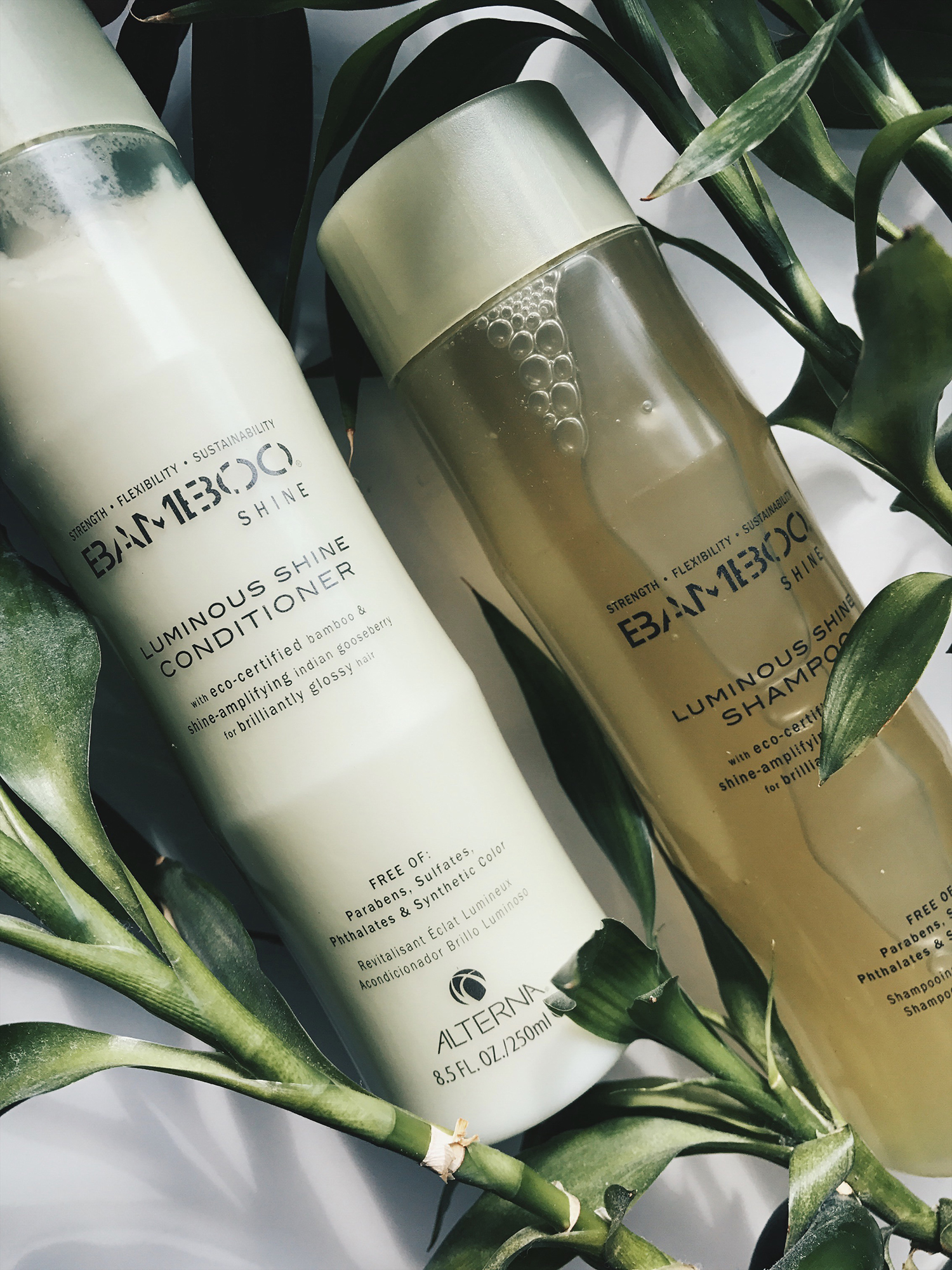 Alterna Haircare Bamboo Shine