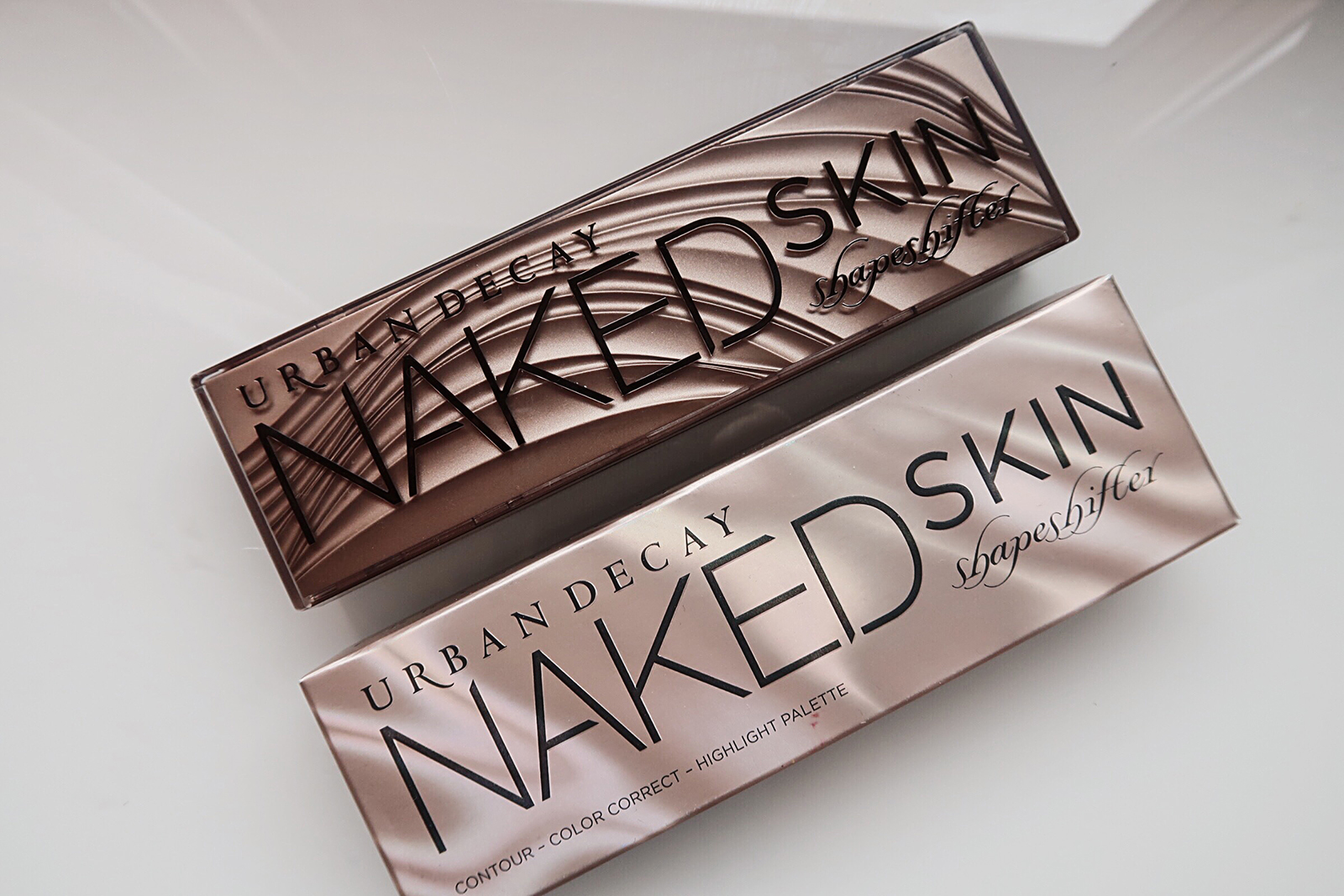 NAKED Shapeshifter Skin palette by Urban Decay!