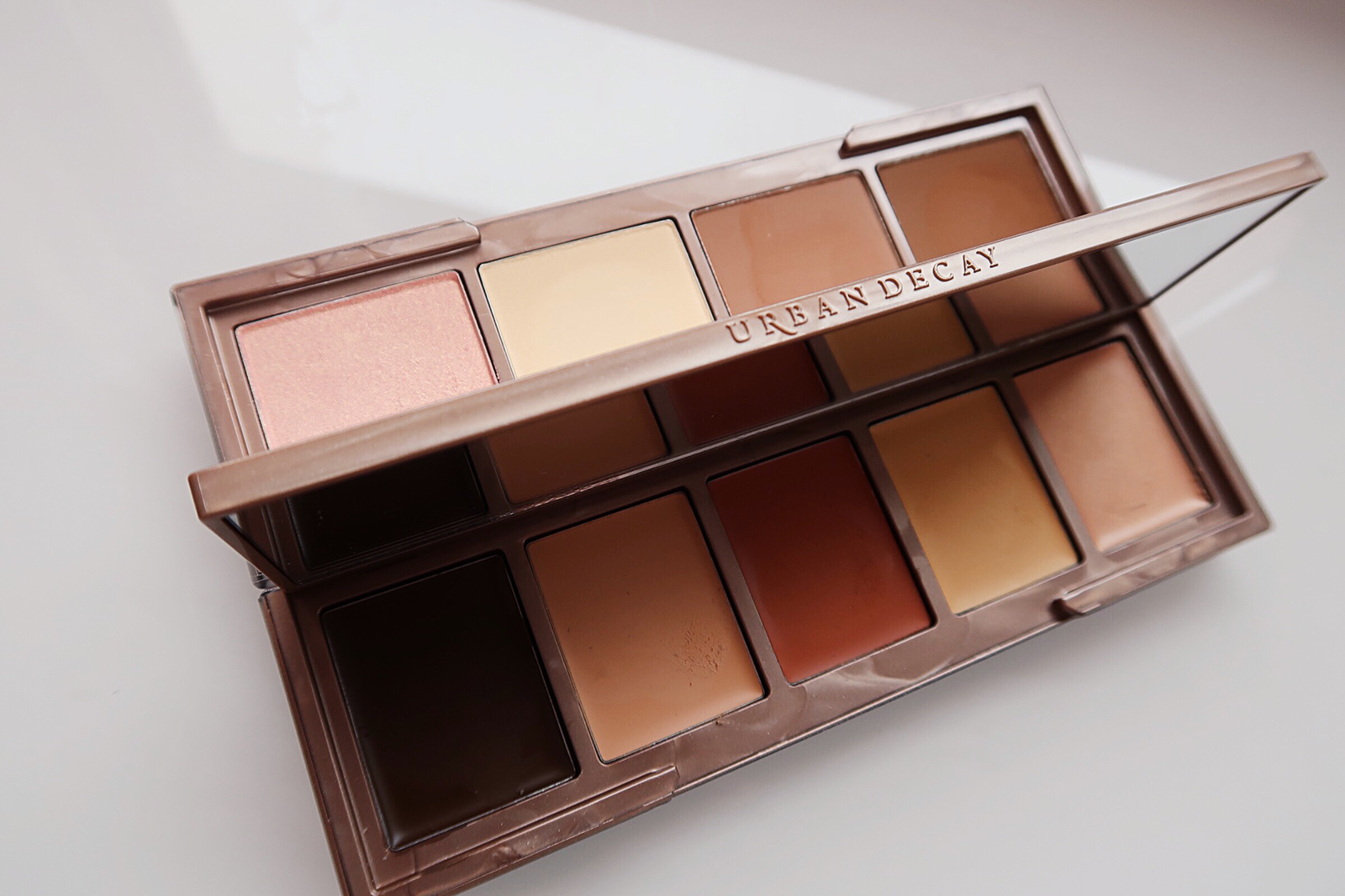 NAKED Shapeshifter Skin palette in medium by Urban Decay!