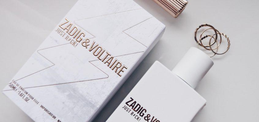 Силно харизматичен! Дамската половина от JUST ROCK на Zadig & Voltaire