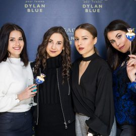 Dylan Blue by Versace Event