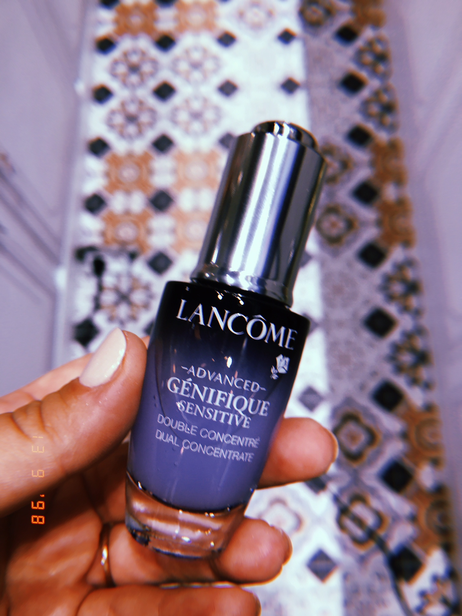 Lancome Advanced Genefique.