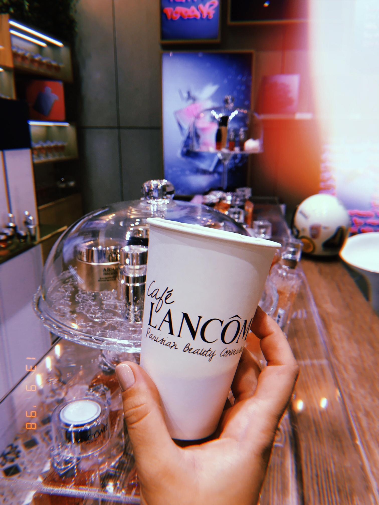 Lancome Cafe Bulgaria