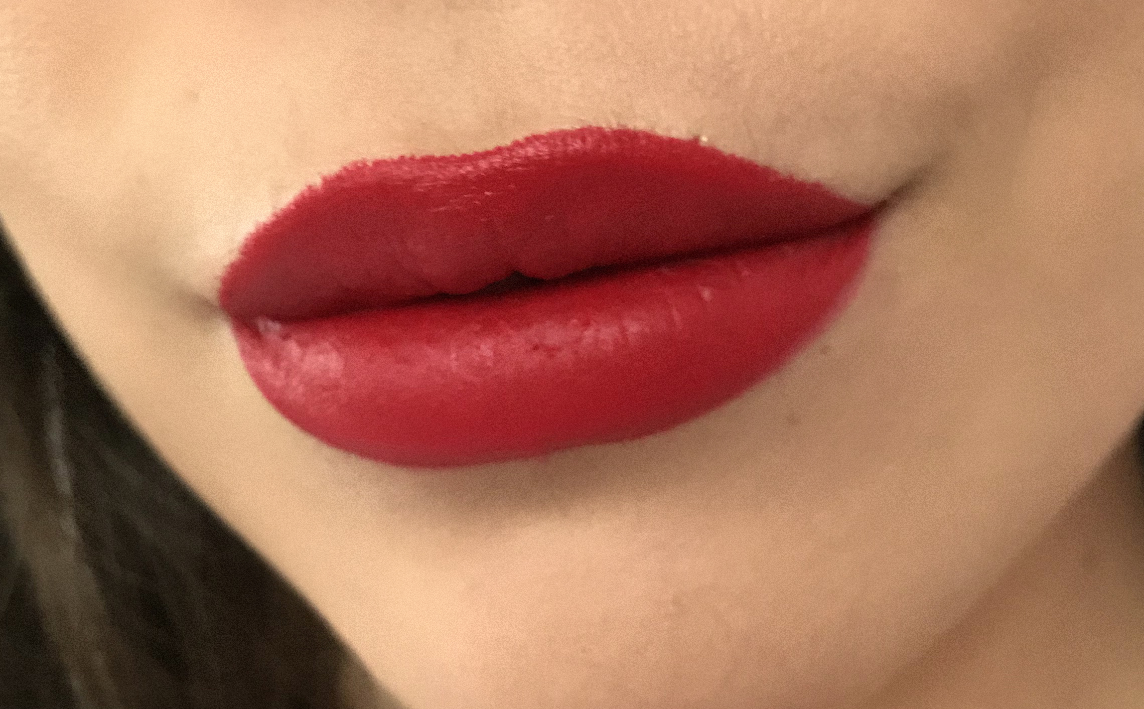 Rouge Pur Couture The Slimm 21 Paradox Red