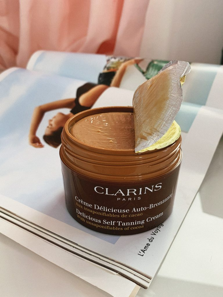 Delicious Self Tanning Cream от Clarins